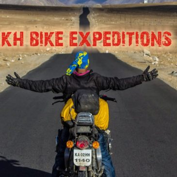 Kolhapur Hikers Leh-Ladakh Bike Expedition & SUV Safari 10th Aug to 23th Aug 2017