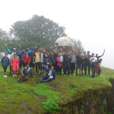 """Friendship Day Spl Offbeat Machal Trek""  6th Aug 2017"
