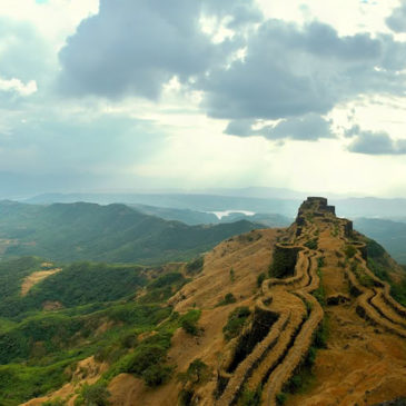New Year Historical Trek To Rajgad Fort