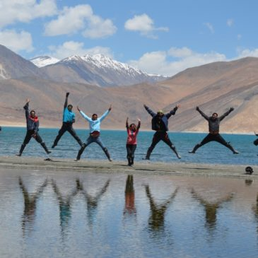 Kolhapur Hikers Leh-Ladakh Bike Expedition & SUV Safari 7th Aug to 17th Aug 2018