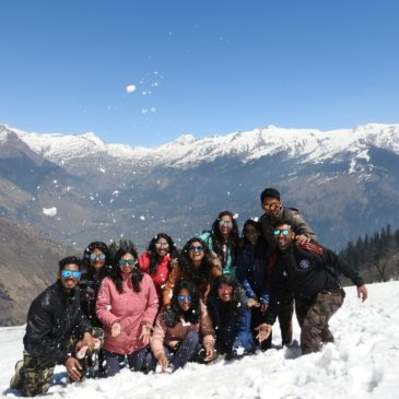 Kolhapur Hikers Adventure Camp 13 May 2018