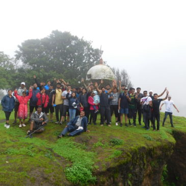 Explore The Offbeat Machal Trek With  Kolhapur Hikers